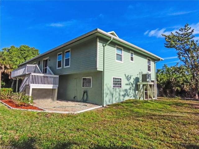 5100 Sea Bell Road, Sanibel, FL 33957 (MLS #221003739) :: #1 Real Estate Services