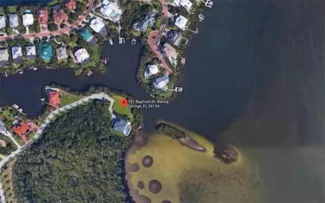 187 Bayfront Drive, Bonita Springs, FL 34134 (MLS #221006494) :: Avantgarde