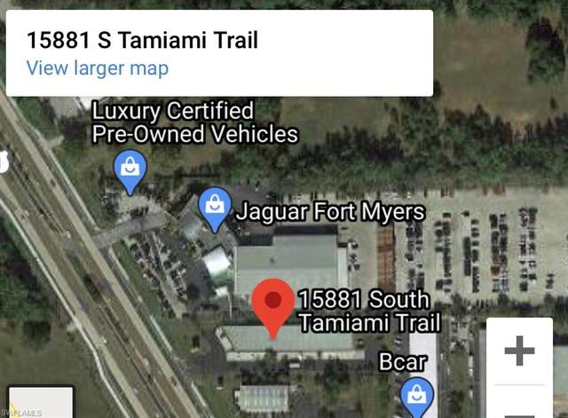 15881 S Tamiami Trail, Fort Myers, FL 33908 (MLS #221009271) :: Clausen Properties, Inc.