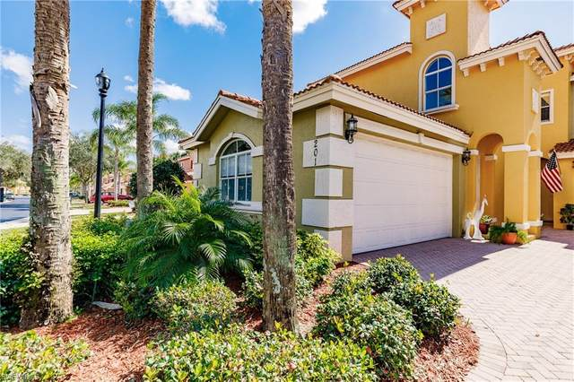 7160 Bergamo Way #201, Fort Myers, FL 33966 (#221009358) :: Vincent Napoleon Luxury Real Estate