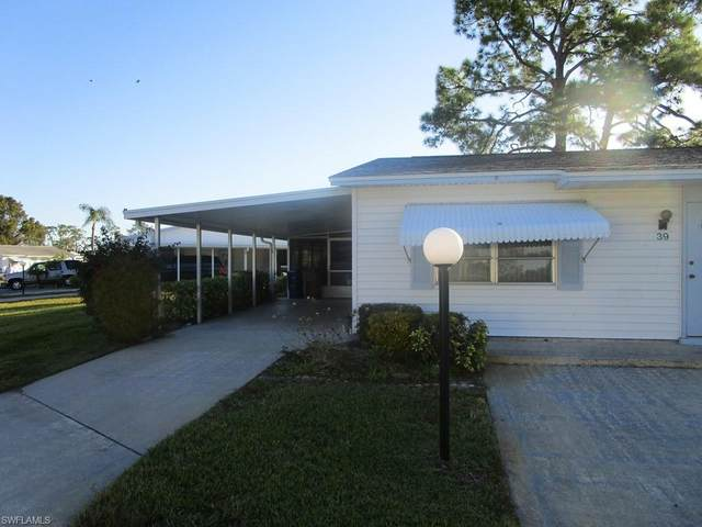 39 Dawn Flower Circle, Lehigh Acres, FL 33936 (MLS #221009445) :: #1 Real Estate Services