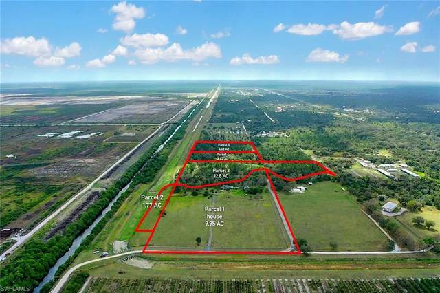 7605 D H Parker Road, Labelle, FL 33935 (MLS #221011206) :: Domain Realty