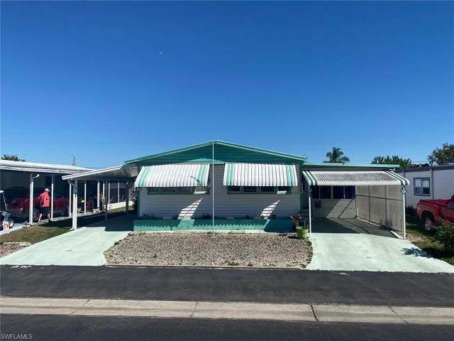 215 Santa Fe Trail, North Fort Myers, FL 33917 (MLS #221012549) :: The Naples Beach And Homes Team/MVP Realty