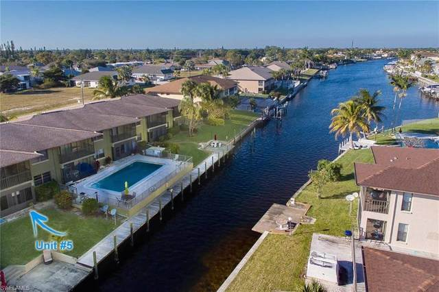 4711 SE 5th Avenue #5, Cape Coral, FL 33904 (#221012946) :: The Dellatorè Real Estate Group