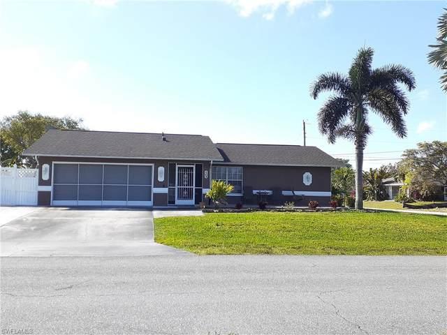 2204 NE 25th Terrace, Cape Coral, FL 33909 (MLS #221013148) :: RE/MAX Realty Team
