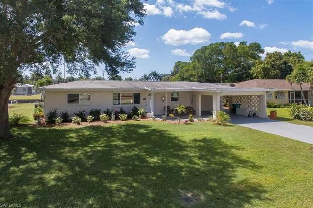 808 Miramar Court, Cape Coral, FL 33904 (MLS #221013227) :: BonitaFLProperties