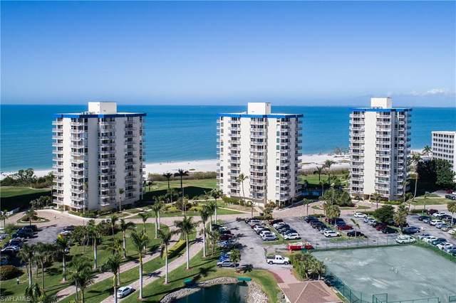 7330 Estero Boulevard #904, Fort Myers Beach, FL 33931 (MLS #221013564) :: BonitaFLProperties
