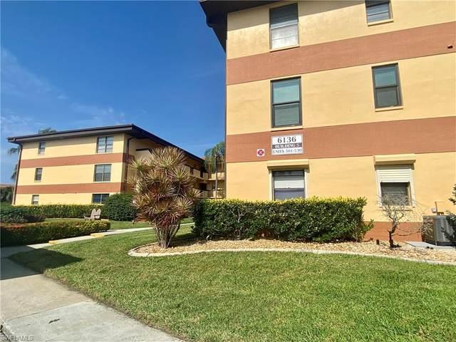 6136 Whiskey Creek Drive #509, Fort Myers, FL 33919 (#221014013) :: The Dellatorè Real Estate Group