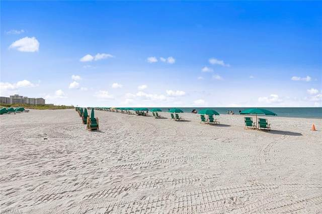 6672 Estero Boulevard A209, Fort Myers Beach, FL 33931 (#221014029) :: Vincent Napoleon Luxury Real Estate