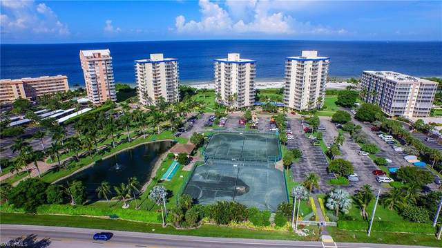 7300 Estero Boulevard #703, Fort Myers Beach, FL 33931 (#221017088) :: We Talk SWFL