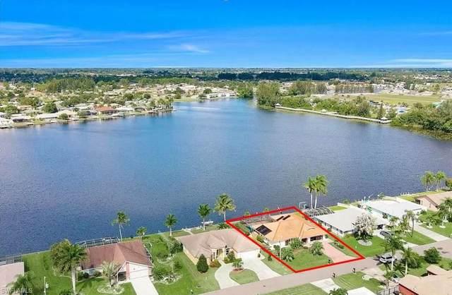 804 SW Santa Barbara Place, Cape Coral, FL 33991 (MLS #221017173) :: Domain Realty