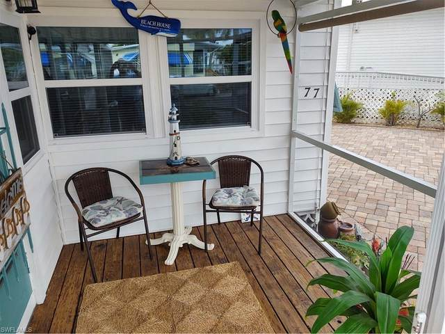 2945 Estero Boulevard #77, Fort Myers Beach, FL 33931 (MLS #221017199) :: Premiere Plus Realty Co.