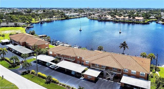 444 Tudor Drive 2B, Cape Coral, FL 33904 (MLS #221017234) :: Waterfront Realty Group, INC.