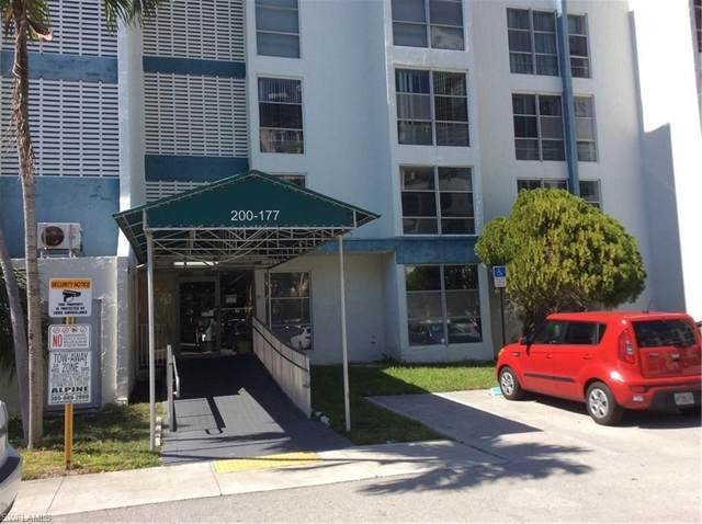 200 177th Drive #306, SUNNY ISLES BEACH, FL 33160 (MLS #221017683) :: Medway Realty