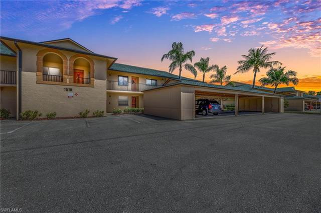 1519 Cape Coral Parkway W #6, Cape Coral, FL 33914 (MLS #221021354) :: Medway Realty