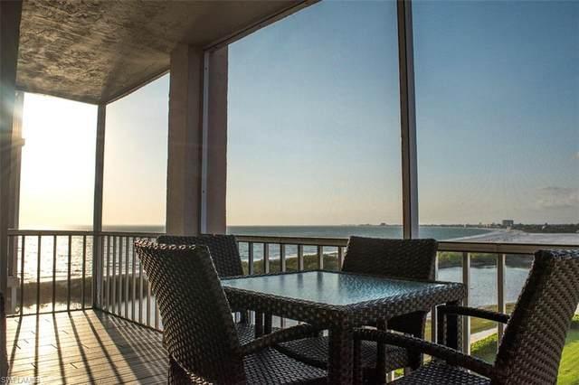 7146 Estero Boulevard #815, Fort Myers Beach, FL 33931 (MLS #221022750) :: Realty Group Of Southwest Florida