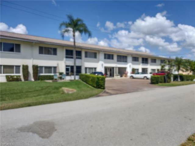 4802 Tudor Drive #104, Cape Coral, FL 33904 (MLS #221023498) :: Waterfront Realty Group, INC.