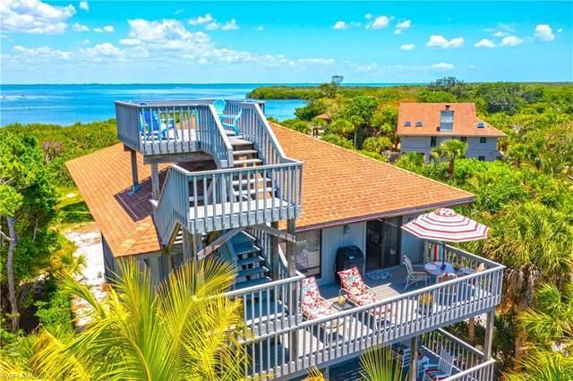 4450 Harbor Bend Drive, Upper Captiva, FL 33924 (MLS #221023797) :: Realty World J. Pavich Real Estate