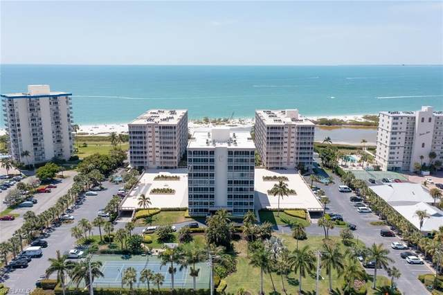 7148 Estero Boulevard #820, Fort Myers Beach, FL 33931 (MLS #221023965) :: Clausen Properties, Inc.