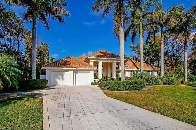 2303 Troon Court, Sanibel, FL 33957 (MLS #221024036) :: Wentworth Realty Group