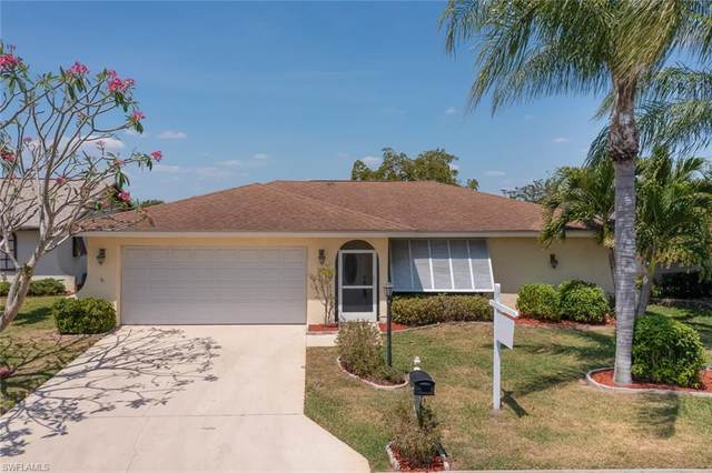 9854 Wildginger Drive, Fort Myers, FL 33919 (MLS #221024079) :: RE/MAX Realty Group