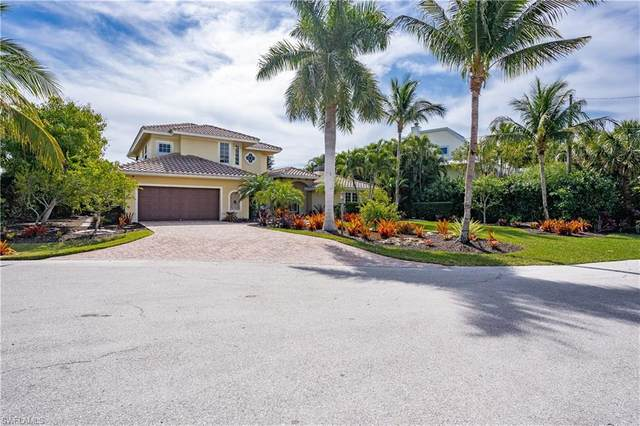 1146 Golden Olive Court, Sanibel, FL 33957 (MLS #221026391) :: Team Swanbeck