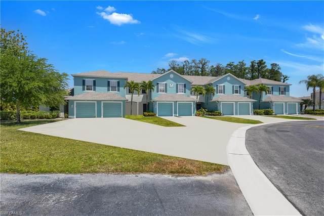 3638 Pine Oak Circle #102, Fort Myers, FL 33916 (MLS #221026528) :: Realty World J. Pavich Real Estate
