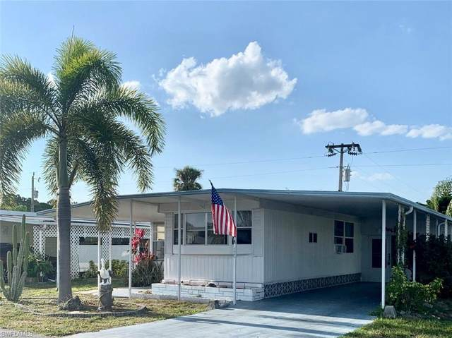 5061 Forest Park Drive, North Fort Myers, FL 33917 (MLS #221026954) :: #1 Real Estate Services