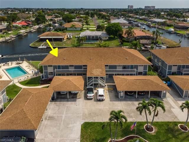 816 SW 48th Terrace #201, Cape Coral, FL 33914 (MLS #221027349) :: Premiere Plus Realty Co.