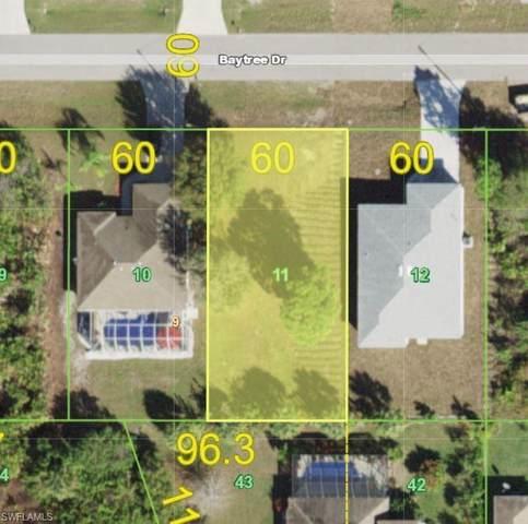 109 Baytree Drive, Rotonda West, FL 33947 (MLS #221027406) :: Realty World J. Pavich Real Estate