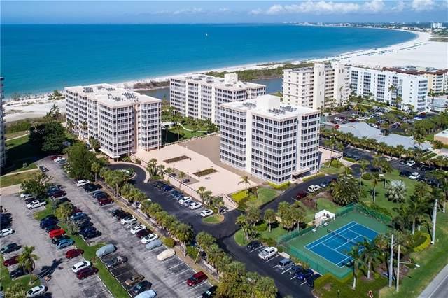 7150 Estero Boulevard #804, Fort Myers Beach, FL 33931 (#221029977) :: Caine Luxury Team