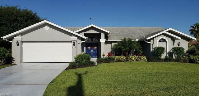 210 Lanyard Place, Lehigh Acres, FL 33936 (#221030597) :: Southwest Florida R.E. Group Inc