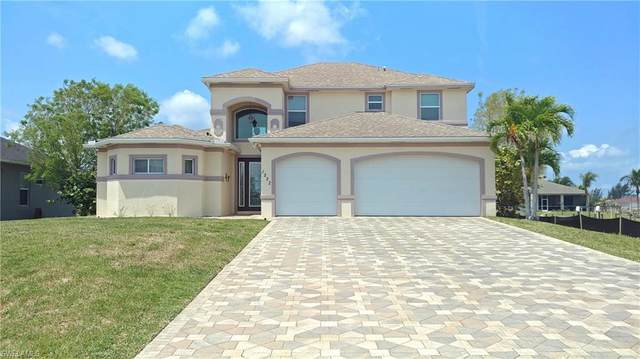 1222 NW 38th Place, Cape Coral, FL 33993 (MLS #221030941) :: Florida Homestar Team