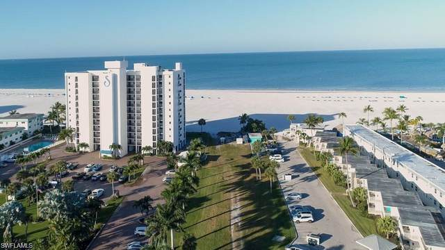 6240 Estero Boulevard #3, Fort Myers Beach, FL 33931 (MLS #221031055) :: Coastal Luxe Group Brokered by EXP