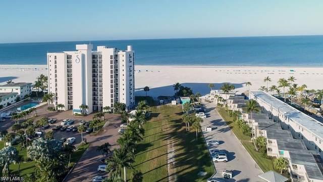 6240 Estero Boulevard #3, Fort Myers Beach, FL 33931 (MLS #221031055) :: Florida Homestar Team