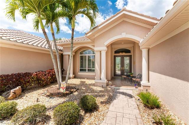 26250 Feathersound Drive, Punta Gorda, FL 33955 (MLS #221031208) :: #1 Real Estate Services