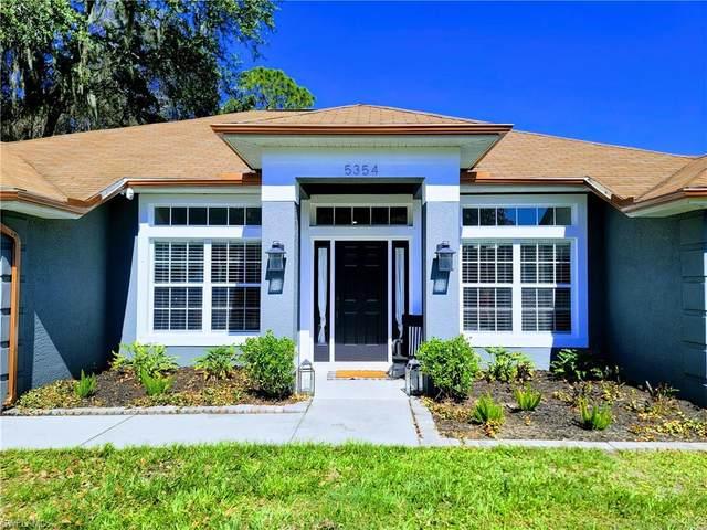 5354 S San Mateo Drive, North Port, FL 34288 (MLS #221031288) :: Wentworth Realty Group