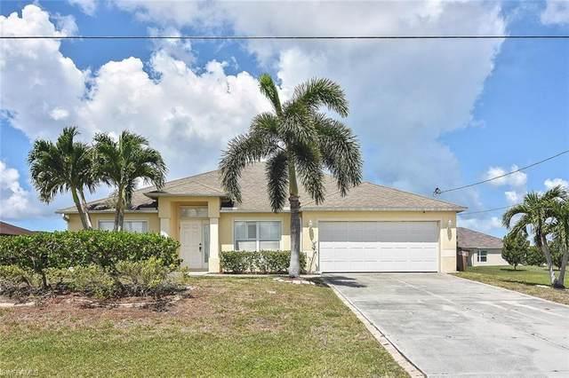 512 NW 24th Place, Cape Coral, FL 33993 (MLS #221033245) :: Florida Homestar Team