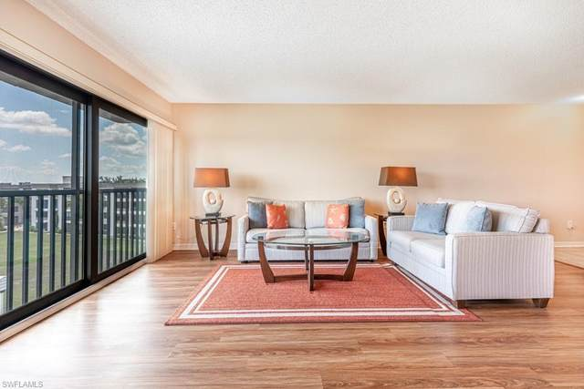 7406 Lake Breeze Drive #513, Fort Myers, FL 33907 (MLS #221034000) :: Wentworth Realty Group