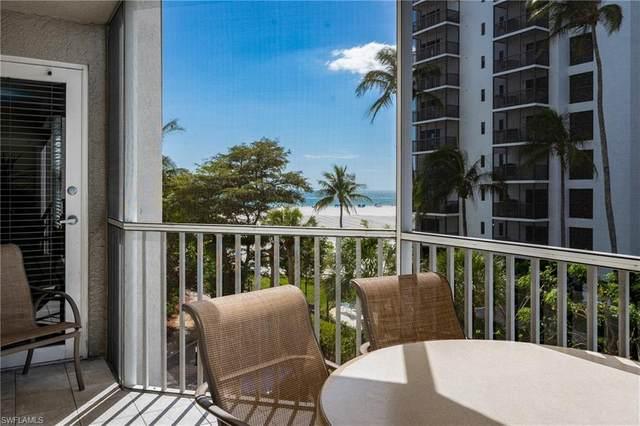 6620 Estero Boulevard #304, Fort Myers Beach, FL 33931 (MLS #221034772) :: The Naples Beach And Homes Team/MVP Realty