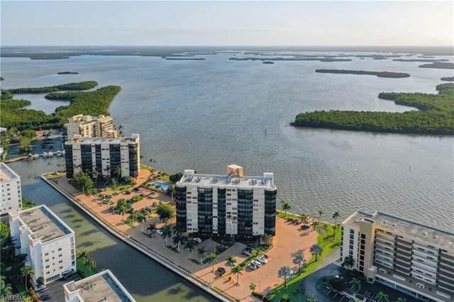 4263 Bay Beach Lane #914, Fort Myers Beach, FL 33931 (MLS #221035580) :: Realty World J. Pavich Real Estate