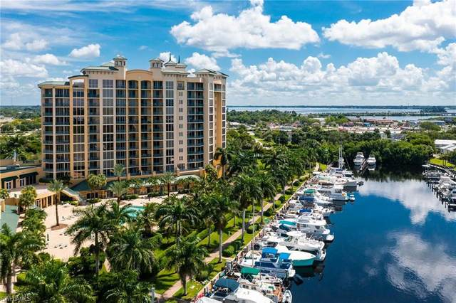 3426 Hancock Bridge Parkway #506, North Fort Myers, FL 33903 (MLS #221038656) :: Realty One Group Connections