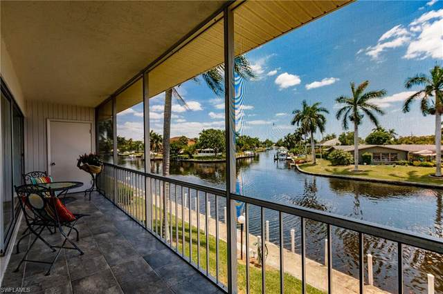 828 Victoria Drive B6, Cape Coral, FL 33904 (MLS #221039501) :: Wentworth Realty Group