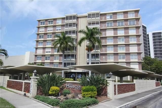 2350 W 1st Street #505, Fort Myers, FL 33901 (#221041060) :: The Dellatorè Real Estate Group