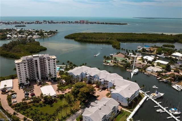 18086 San Carlos Boulevard #823, Fort Myers Beach, FL 33931 (MLS #221041855) :: RE/MAX Realty Team