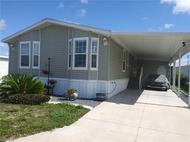 2830 Indianwood Drive, North Fort Myers, FL 33917 (MLS #221042077) :: Realty World J. Pavich Real Estate