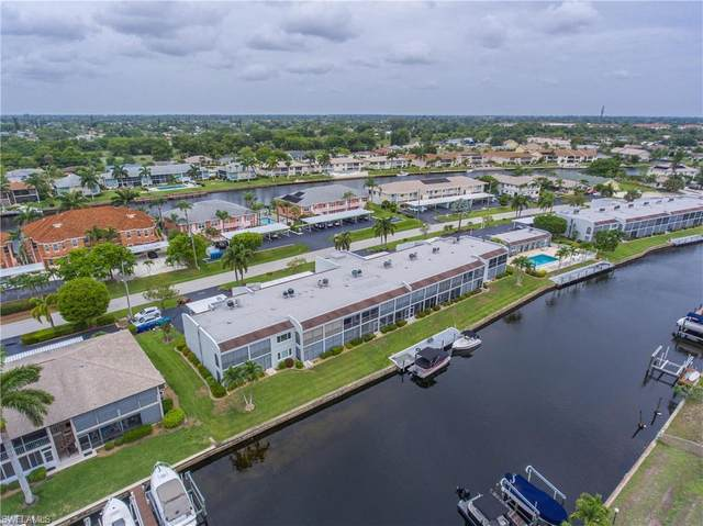 4549 SE 5th Place #210, Cape Coral, FL 33904 (MLS #221045215) :: Realty Group Of Southwest Florida