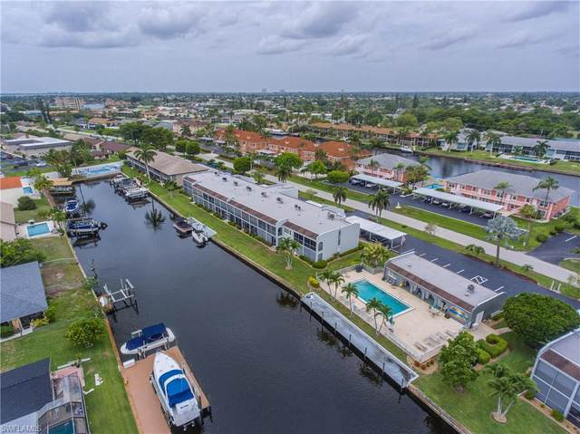 4549 SE 5th Place #214, Cape Coral, FL 33904 (MLS #221045262) :: Realty Group Of Southwest Florida