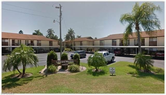 4928 Vincennes Street C4, Cape Coral, FL 33904 (MLS #221045681) :: Florida Homestar Team