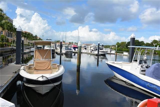 38 Ft. Boat Slip At Gulf Harbour J-7, Fort Myers, FL 33908 (MLS #221049810) :: Clausen Properties, Inc.